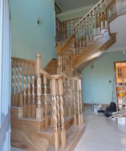Blacks Joinery Halls and Stairs
