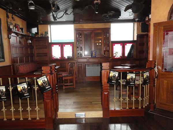 Blacks Joinery Bar