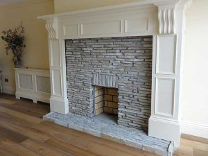 Blacks Joinery Fireplace