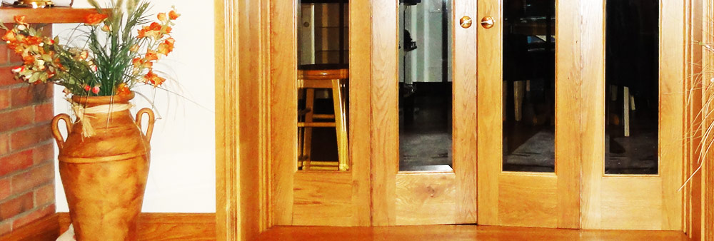 Interior and Exterior Doors and Windows